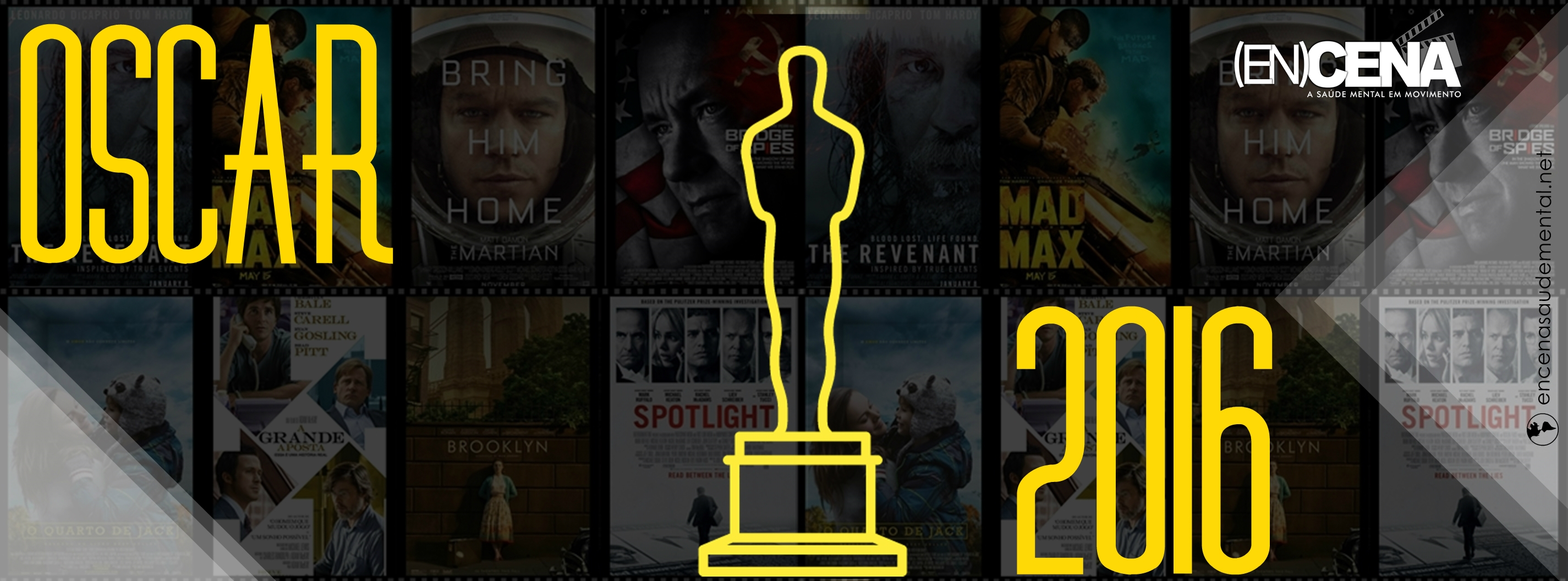 Banner Série Oscar 2016