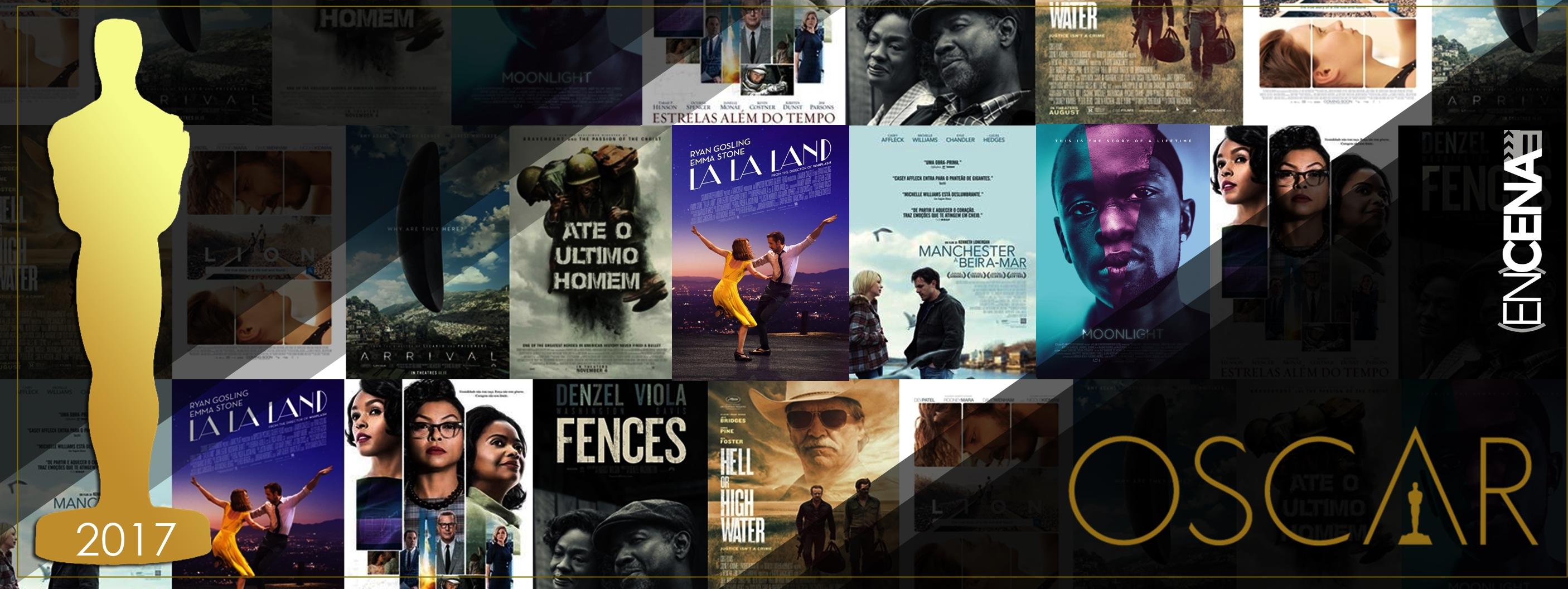 Banner Série Oscar 2017